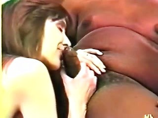 Lovely amateur wife blowing and jerking big...