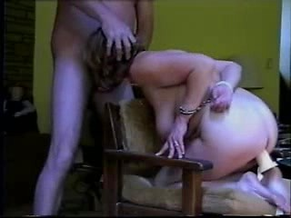 Bondage housewife amateur