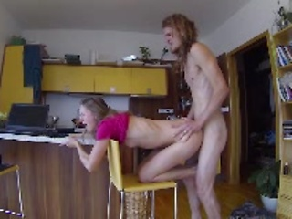 Hot amateur wife gives pussy and ass for...