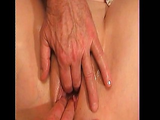 My Pussy Getting Stretched Open